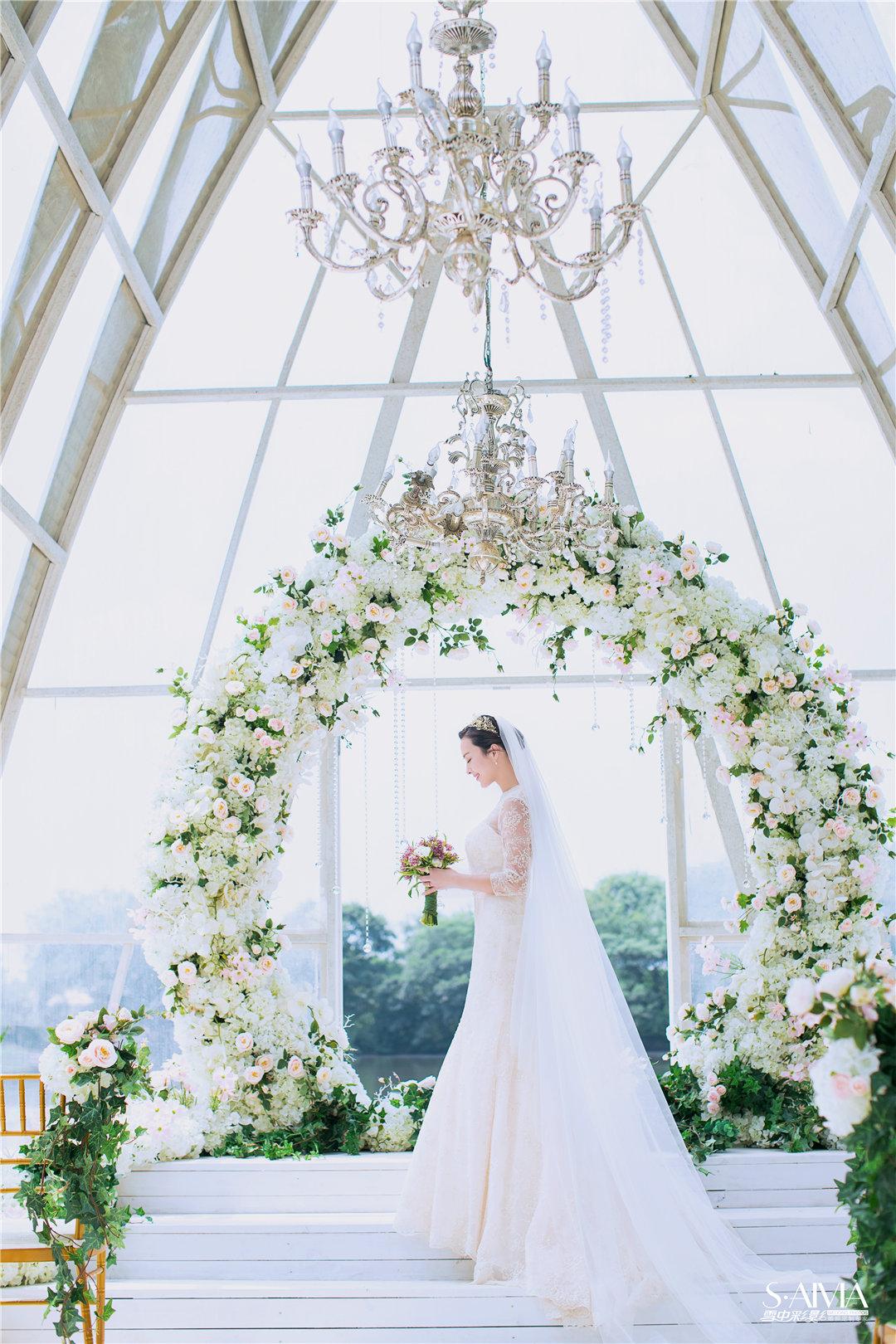 水晶教堂_南京婚纱摄影哪家好 南京拍婚纱照 南京结婚