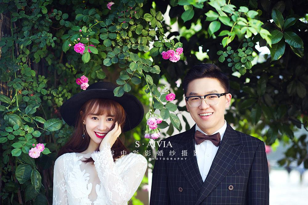 Mr.K & Mrs.B