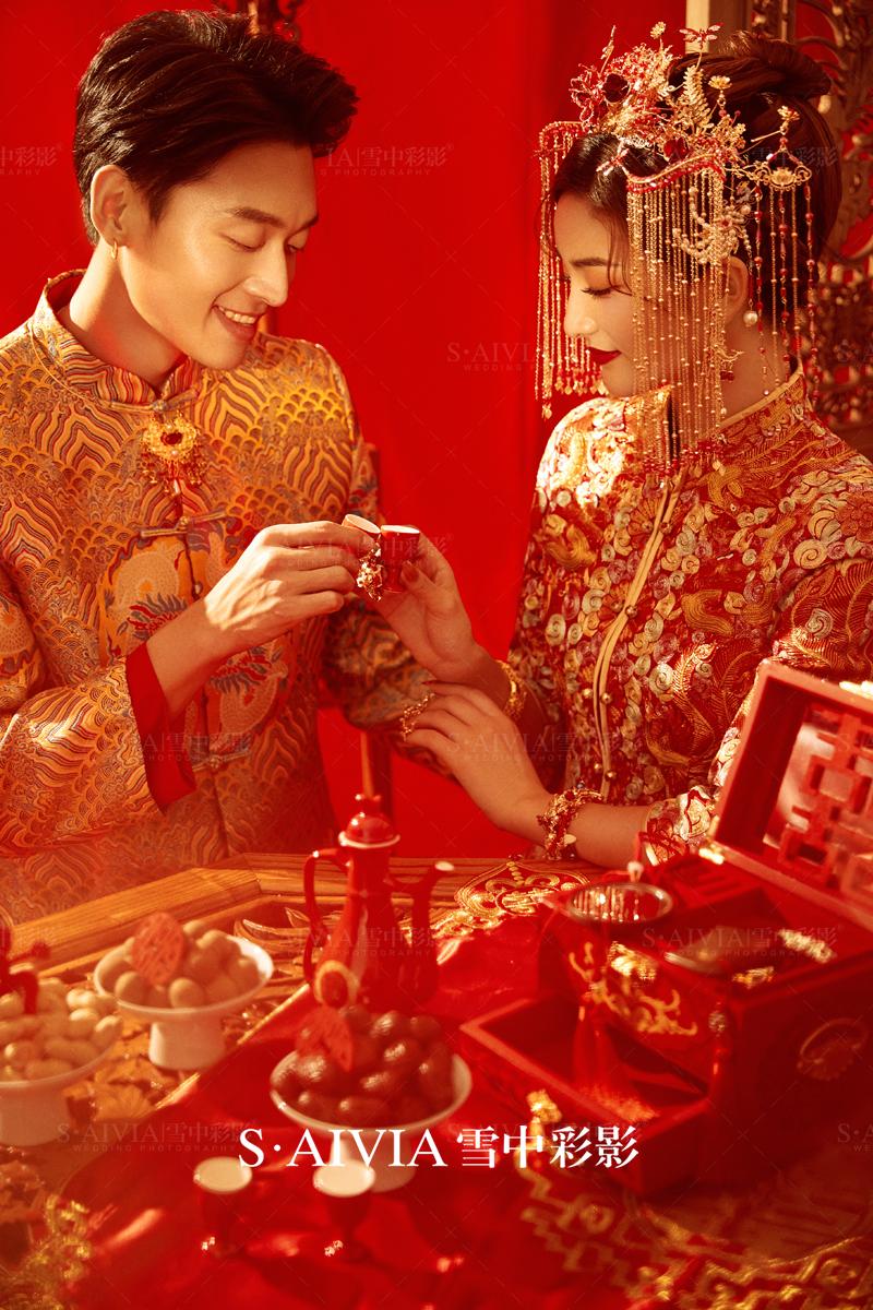 国韵东方|待嫁