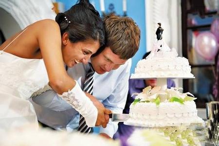 八个步骤选定婚礼蛋糕